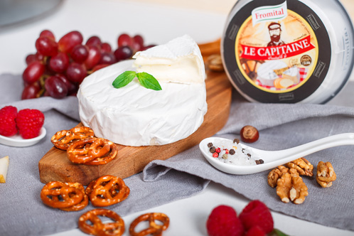"""Камамбер"" — Camembert le capitaine"